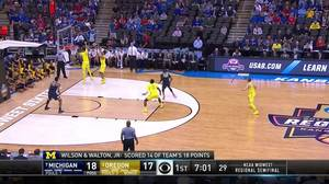 3-pointer by Duncan Robinson