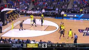 2-pointer by Dylan Ennis