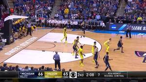 2-pointer by Derrick Walton