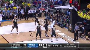 Assist by Spike Albrecht