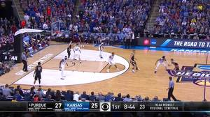 3-pointer by Dakota Mathias