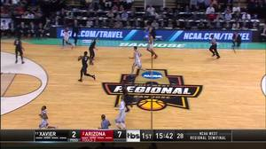 Assist by Allonzo Trier