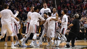 Sweet 16: Gonzaga edges past West Virginia