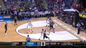 Assist by Frank Mason