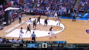 3-pointer by Frank Mason