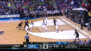 2-pointer by Caleb Swanigan