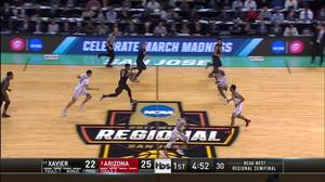 3-pointer by Trevon Bluiett