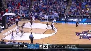 2-pointer by Frank Mason