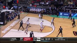 Assist by J.P. Macura