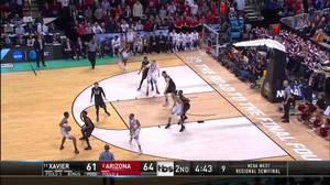 3-pointer by Kadeem Allen
