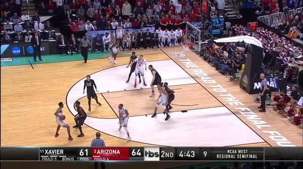 3-pointer by Kadeem Allen