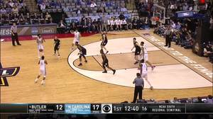 3-pointer by Joel Berry