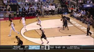 2-pointer by Kamar Baldwin