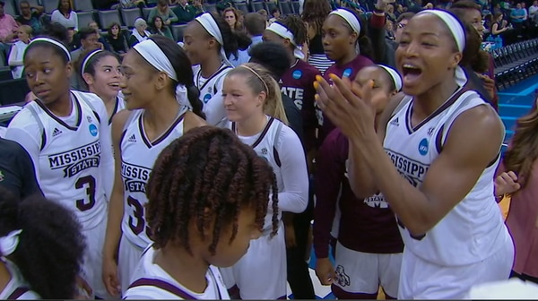 Women's Basketball: Washington falls to Mississippi State