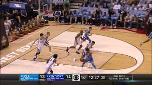 Assist by Aaron Holiday