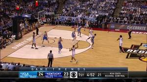 2-pointer by De'Aaron Fox