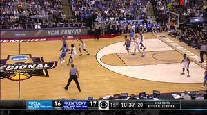 UCLA vs. Kentucky: 1st Half Highlights