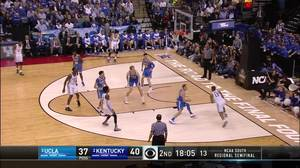 3-pointer by Malik Monk