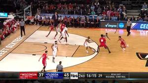 2-pointer by Ethan Happ