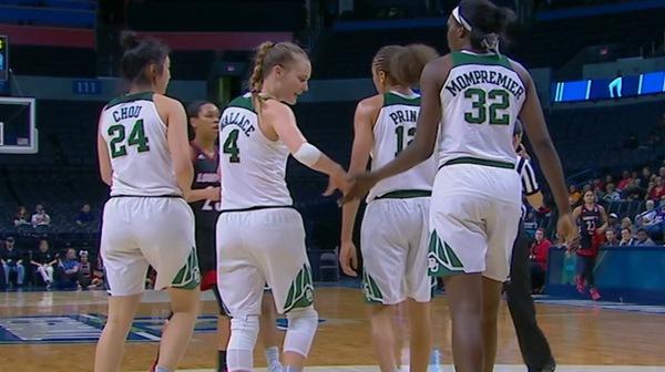 Women's Basketball: Baylor defeats Louisville