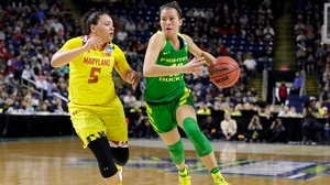 Women's Basketball: Oregon takes down Maryland