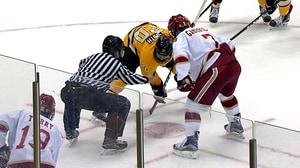 DI Men's Hockey: Denver handles Michigan Tech