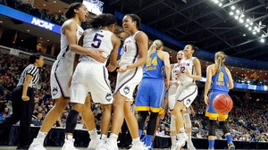 Women's Basketball: UConn takes down UCLA