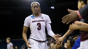 Women's Basketball: South Carolina moves past Quinnipiac