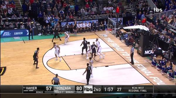 2-pointer by Tyrique Jones