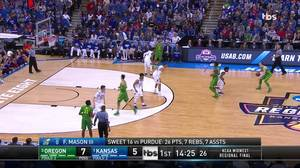 Dunk by Dillon Brooks