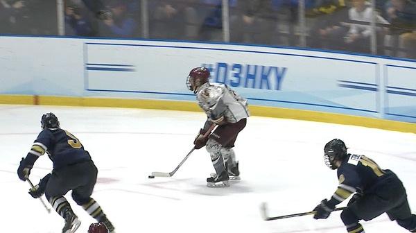 2017 DIII Men's Ice Hockey Championship: Trinity (CT) vs. Norwich Full Replay