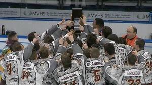 Norwich wins the 2017 DIII Men's Ice Hockey Championship