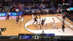 3-pointer by Justin McKie