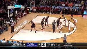 South Carolina vs. Florida: 1st Half Highlights