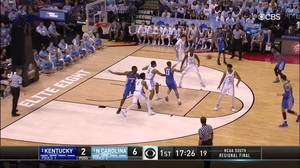 3-pointer by De'Aaron Fox