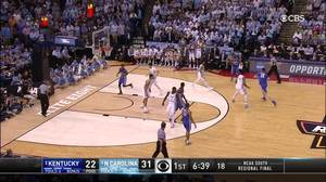 Assist by Isaiah Briscoe