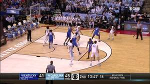 Assist by Justin Jackson