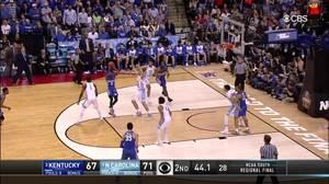 3-pointer by Malik Monk