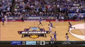 2-pointer by Luke Maye