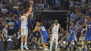 Elite Eight: UNC survives against Kentucky