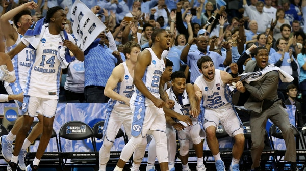 Best March Madness moments from Sunday's Elite Eight