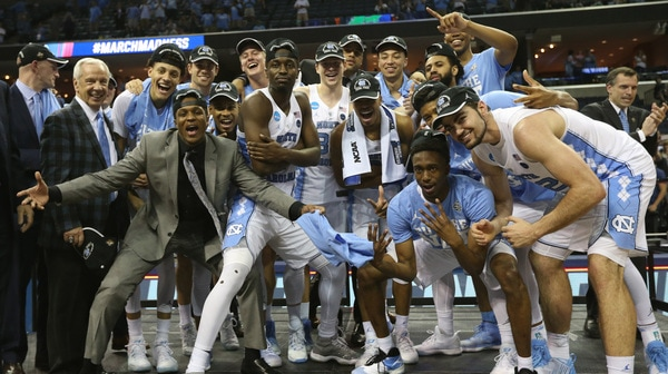 Top social moments from Sunday's Elite Eight