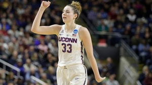 Women's Basketball: UConn knocks off Oregon