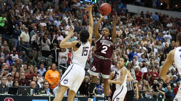 Women's Basketball: Mississippi State knocks off Connecticut