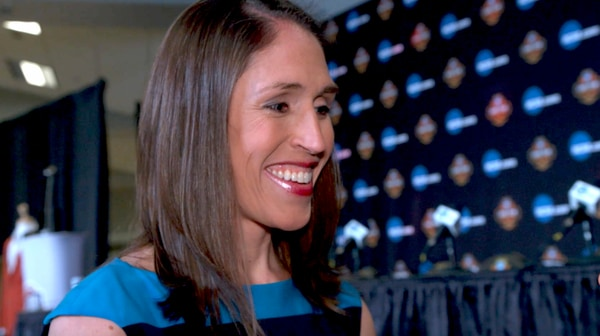 Naismith Hall of Fame Inductee: Rebecca Lobo