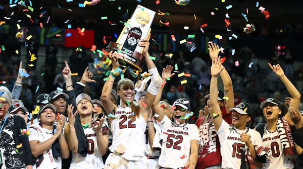 South Carolina captures first national championship