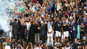National Championship: UNC triumphs over...
