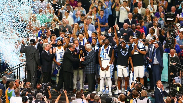 National Championship: UNC triumphs over Gonzaga