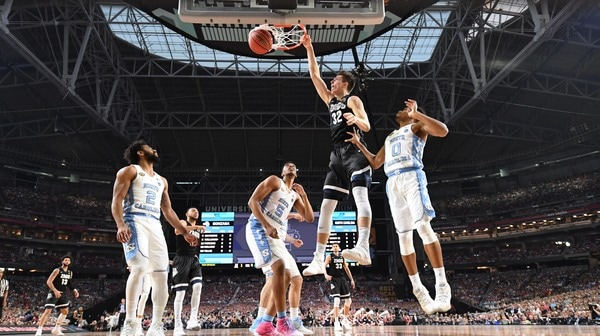 Best Dunks from the National Championship