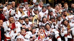 Men's Hockey: Denver wins eighth National...